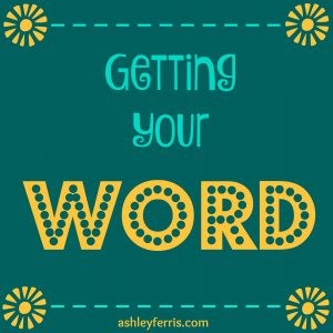 gettingyourword