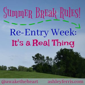 sbr reentry week